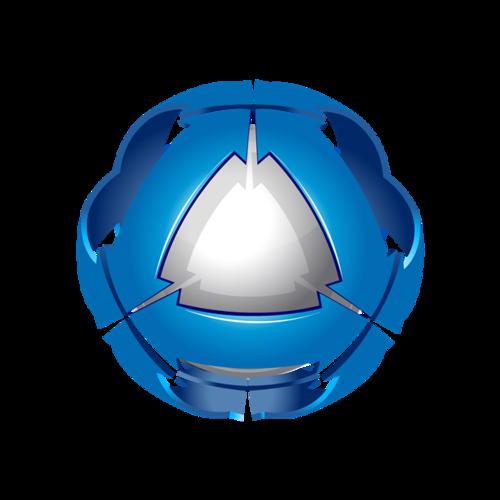 象征团结的logo