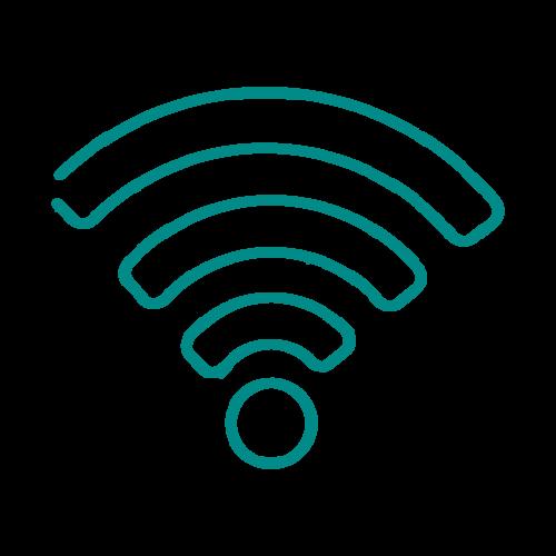 wifi图标logo设计图