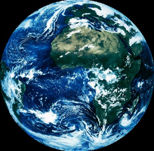 地球俯瞰图片