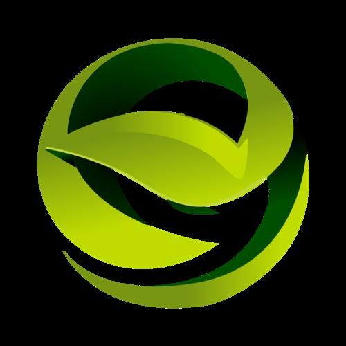 中国环保公司logo设计