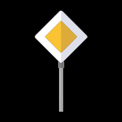 最新交通标志