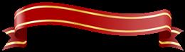 红丝带标签矢量图