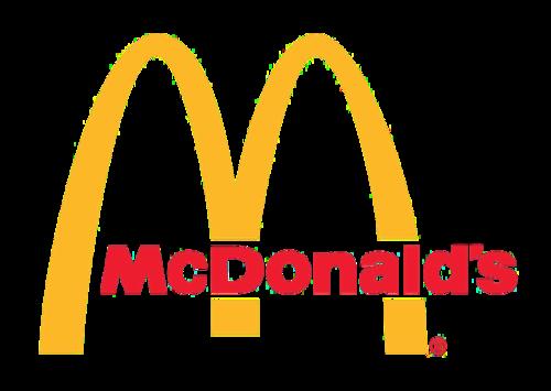 麦当劳最新logo图片