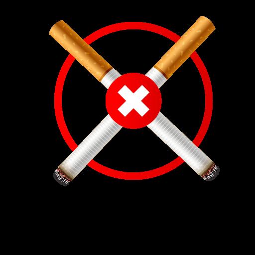 英语禁止吸烟告示牌