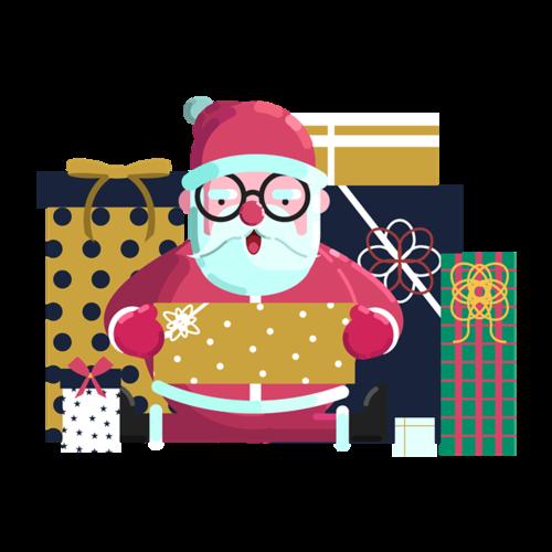 圣诞老人礼物清单