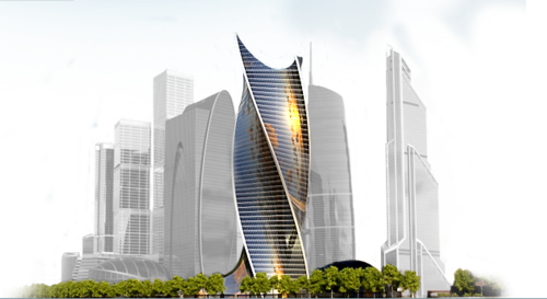 深圳摩天大楼建筑