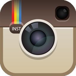 Instagram国际版图标