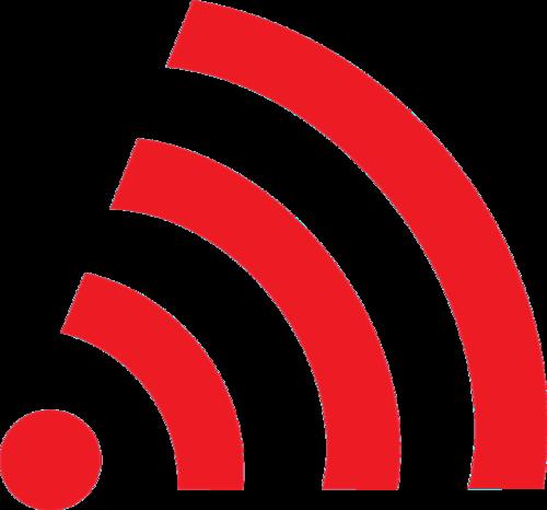 WiFi信号logo标志