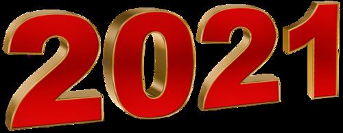 2021数字