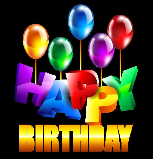 生日快乐创意字