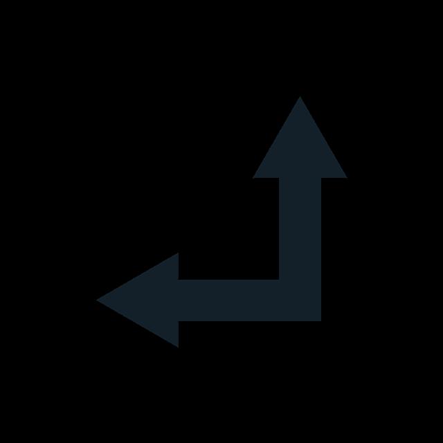 箭头logo图标