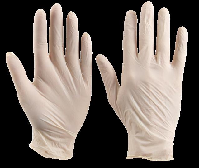 医用白色手套