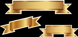 金色边框标签