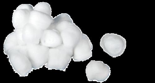 一堆棉花的图片