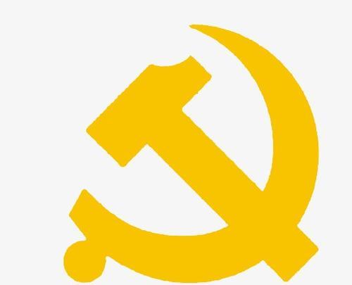 金色党徽标志