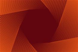 橙色艺术展背景图片