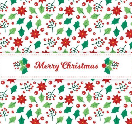 圣诞节卡片背景