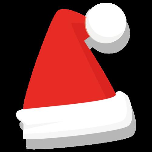 圣诞帽头饰