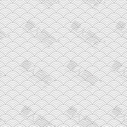 中国风鱼纹背景