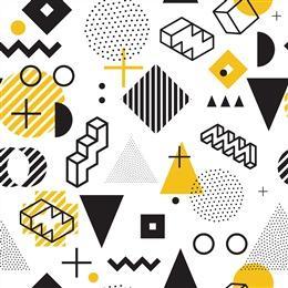 数学几何图形背景图