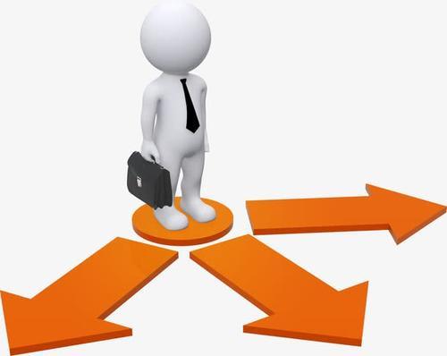 职业规划PPT素材