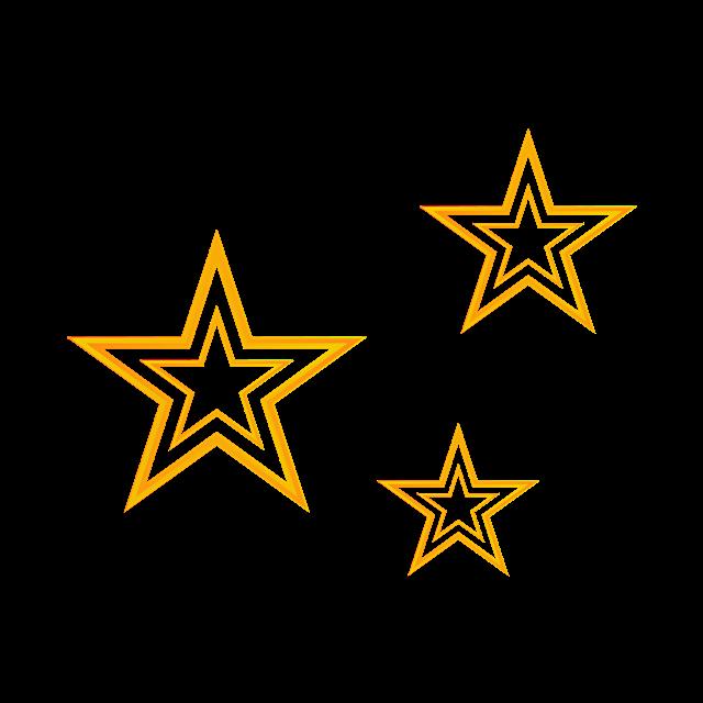 党政党建五角星装饰