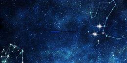 科技感星空背景图