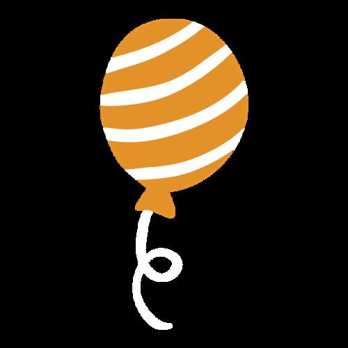 创意手绘气球简笔画