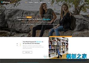 教育培训学校网站