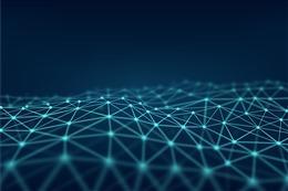 三维科技网络背景