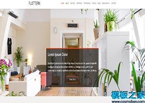 平面设计广告公司Bootstarp网站模板