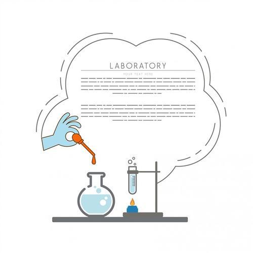 化学实验室图标符号