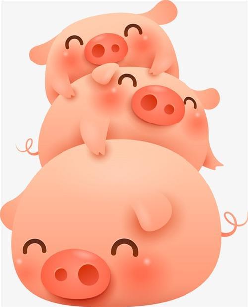 猪猪手机锁屏壁纸图片