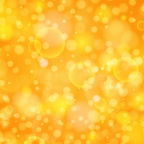 奢华金色光斑背景