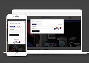数码产品购物商城html5模板