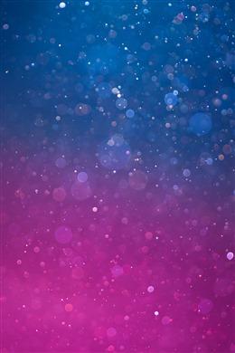 蓝紫光斑粒子背景