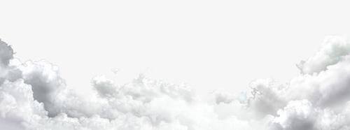 云彩云层背景PSD分层素材
