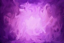 彩色油画背景