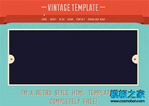 图册画廊HTML5模板