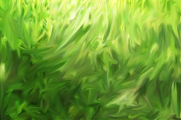 绿色油画背景