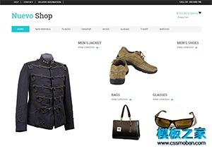 电子商务购物网站