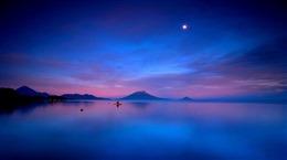 夜晚最美天空图片