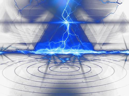 雷电光效元素