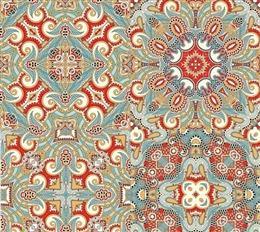 中式复古花纹图案背景
