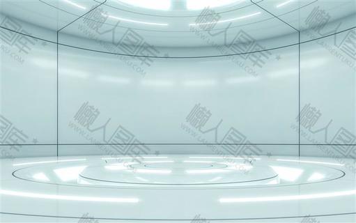 人工智能空间背景图
