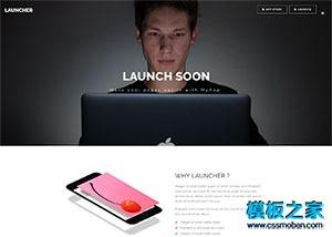响应式APP网站开发公司企业模板