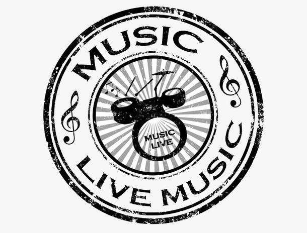 live音乐节logo