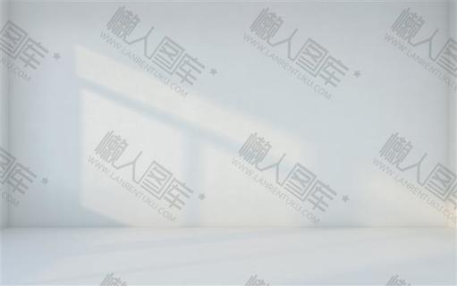 白色空间背景图