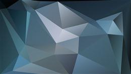 三角晶格背景