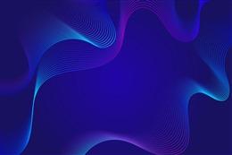 动感波纹背景图